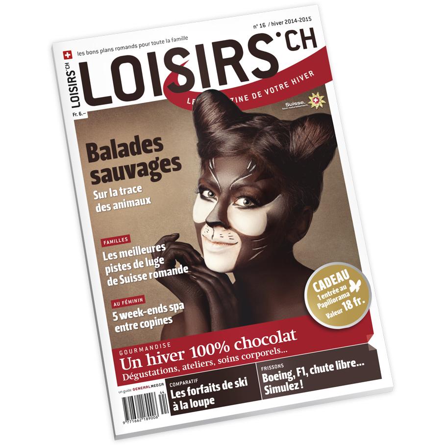 Adveo – Magazine Loisirs.ch
