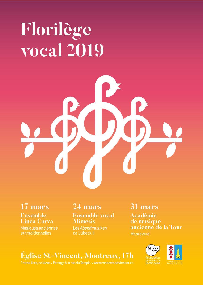 Florilège vocal 2019